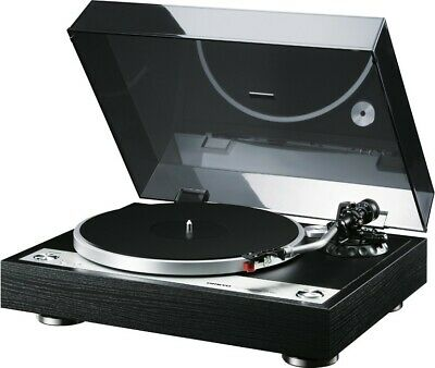 Onkyo CP-1050 Turntable Direct Drive Record Player + Moving Magnet - BLACK