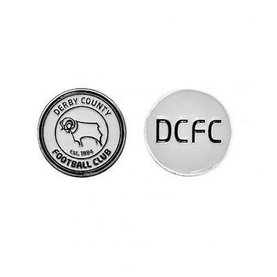 Derby County FC Golf Ball Marker Golfers Gift 100% Official Merchandise Gift