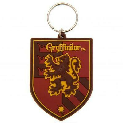 Harry Potter Souvenir Collectable Keyring Key Ring Gryffindor 100% Offical