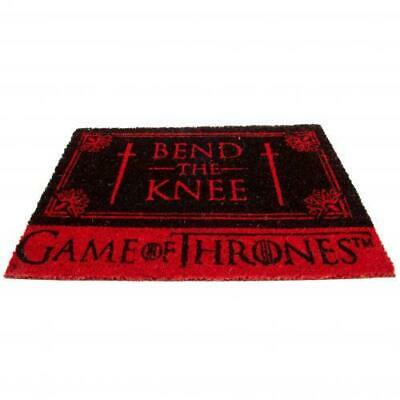 Game Of Thrones Doormat Door Mat Corded Targaryen 100% Official Merchandise Gift