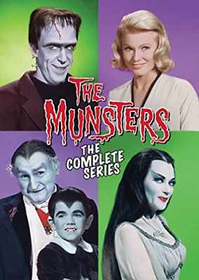 Munsters: The Complete Seri...-Munsters: The Complete Series (12Pc) / (B Dvd New