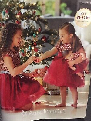 American Girl $10 Off $50 Purchase Exp 11/26/2019 Sent ASAP Via Msg