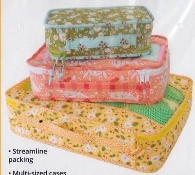 PATTERN - Pack It In - packing organizers PATTERN - Patterns By Annie