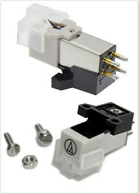 Dynamic Magnetic Cartridge Needle Stylus for Audio Technica Gramophone