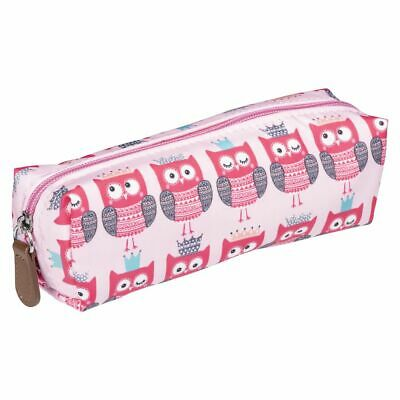 Studymate Tube Pencil Case Owls