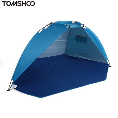 POPUP BEACH SEA tent wind sun UV protection shade shelter