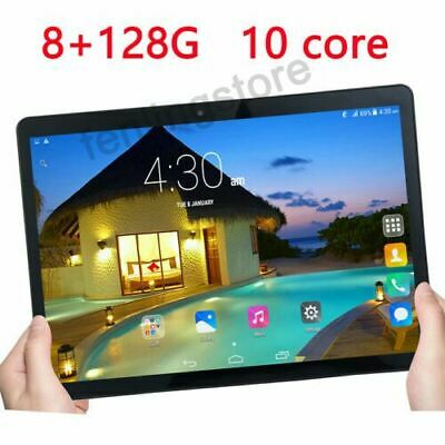 10.1 pollici Tablet 8GB+128GB PC Bluetooth4.1 Android 8.0 10 Core WIFI 2 SIM IT
