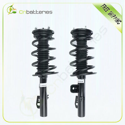 For Ford Taurus /& Taurus X 2008 2009 Pair Rear Strut Spring Assembly CSW