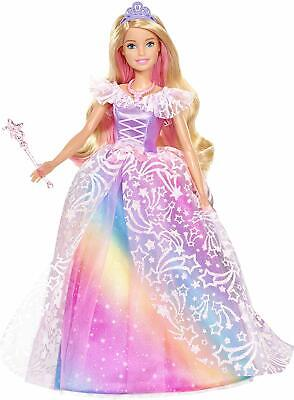 Barbie Doll Playset Kids Toys Girls Toy Figures Princess Dolls Girl Dreamtopia