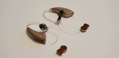 Set Of Starkey Zon 3Receiver-In-The-Canal Hearing Aids