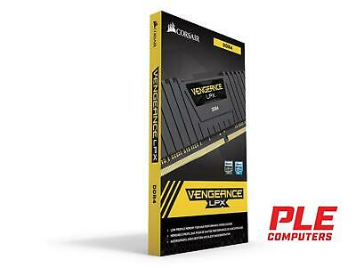 Corsair 32GB Kit (2x16GB) DDR4 Vengeance LPX Black C14 2400Mhz[CMK32GX4M2A240..