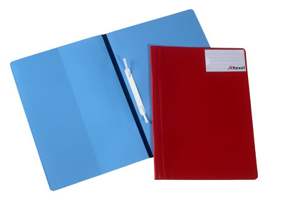 13035RD Rexel Nyrex Boardroom File A4 Red PK5 :: 13035RD  (Office & Stationery >