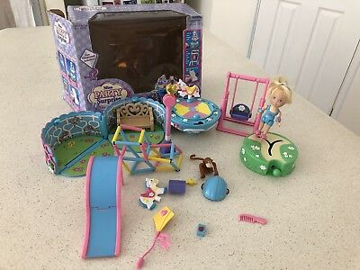 Vintage 90s Toy Biz Miss Party Surprise Playground Party Set