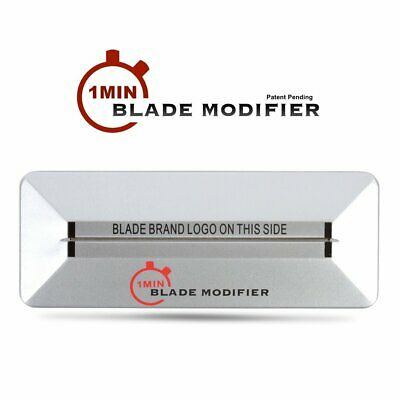 The Rich Barber 1 Minute Blade Modifier for Andis Wahl Trimmer Blades FREE SHIP