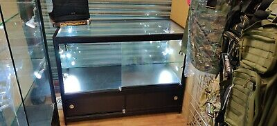 Retail Display Glass cabinets X3