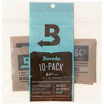 Boveda Cigar Accessories & Humidors 84-Percent RH 2-Way Humidity Control, Gram
