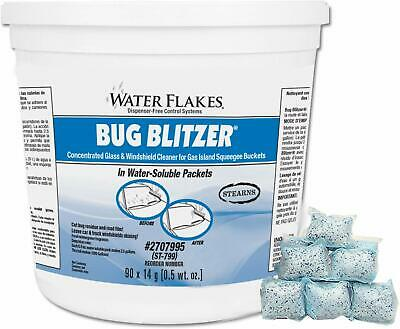 Stearns Water Flakes Bug Blitzer in Premeasured Packets (1 Pail, 90 packets)