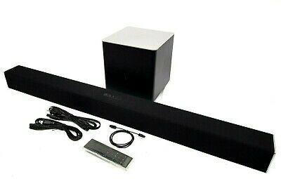 VIZIO SB3821-D6 Sound Bar and Wireless Subwoofer with Bluetooth