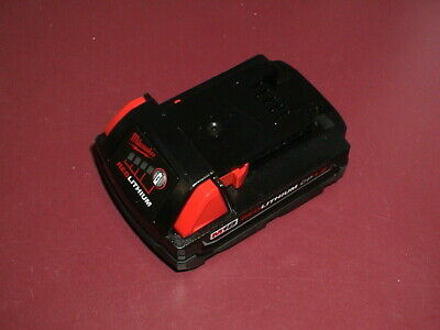 NEW GENUINE Milwaukee 48-11-1815 M18 18V Compact REDLITHIUM Battery Pack w/Guage