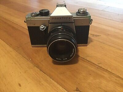 VINTAGE PRAKTICA L 35mm SLR  FILM CAMERA - GERMAN DEMOCRATIC REPUBLIC