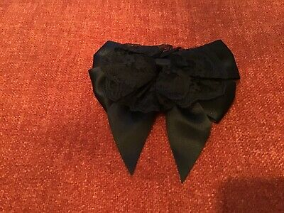 Vintage Hair Bow with Clip