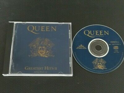 Cd Album Queen Greatest hits II (Italy) 1991