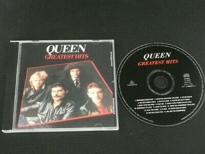 Cd Album Queen Greatest hits I (Italy) 1994