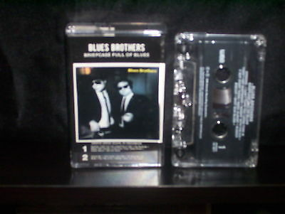 Blues Bros Suitcase Full Of Blues - Ultra Rare Indonesian Cassette Tape Nm