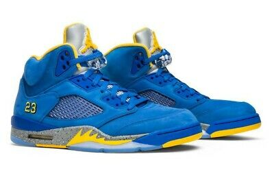 Nike Air Jordan Retro 5 Laney Men's Shoes Size 10.5 $200 CD2720-400 v