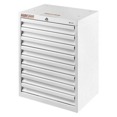 Weather Guard 9988-3-01 8 Drawer Cabinet
