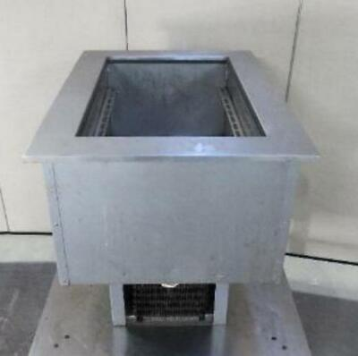 APW Wyott Drop In Refrigerated Cold Food Well full size 115 120 volt 28''