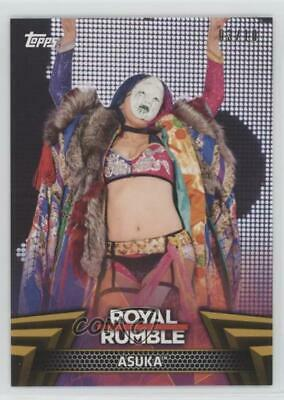 2018 Topps WWE Women's Division Royale Rumble #RR-10 Liv Morgan
