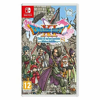 Switch Dragon Quest XI Echi di un'era perduta 12+ Nintendo 10002091