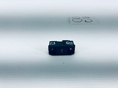 BMW E53 E63 E39 E60 SUNROOF CONTROL SWITCH BUTTON # 6907288 OEM