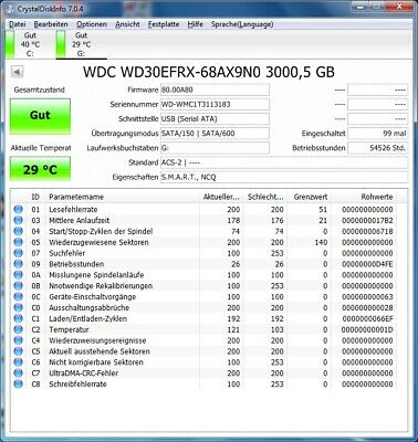 HDD WD Red 3TB