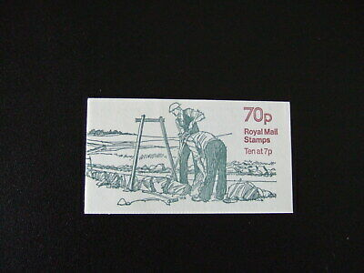 Gb £0.70 Booklet Fd4B - Country Crafts - Dry Stone Walling