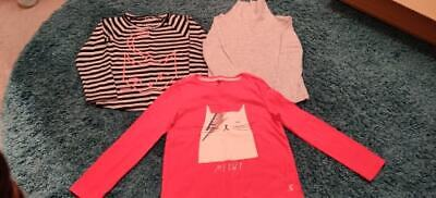Girls Age 4 Years Joules Gap T-Shirt Bundle *Excellent Condition*