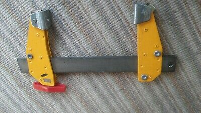 vintage12 inch jet clamp believed 1970,s /adjustable parallell clamp