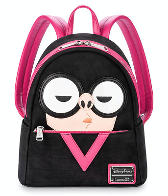 Disney Parks The Incredibles Edna Mode Mini Backpack by Loungefly