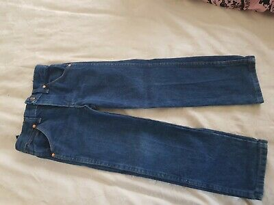 Wrangler Kids Jeans Size 6 adjustable waist. Excellent preowned condition