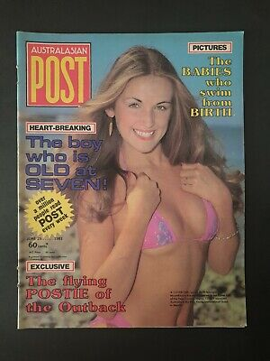 AUSTRALASIAN POST - Vintage Men's Magazine June 25, 1981