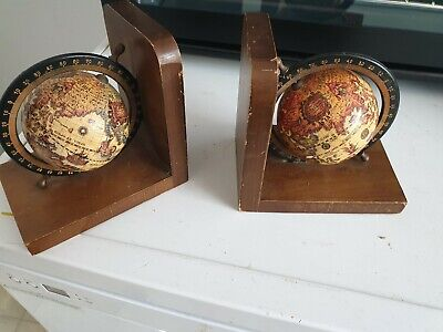 Small World Book Ends