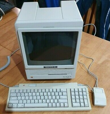Vintage Apple Macintosh SE Perfect for the Apple retro collector