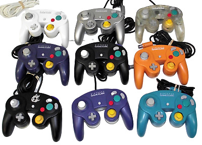 Genuine Nintendo Gamecube Controller Dropdown Selection
