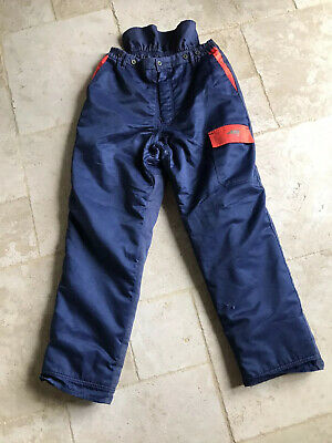 SIP Protection Chainsaw Trousers Class 1 Type C T4/L