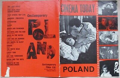 Cinema Today: Poland Vol 1  Number 2 1963
