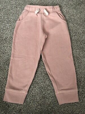 Girls Next Pink Tracksuit Bottoms 2-3 Years