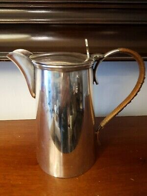 Vintage Mappin & Webb Silver Plated Coffee Pot