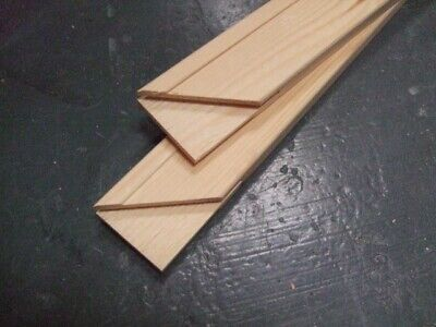 Artists' Traditional Quality Pine Stretcher Bars - 19mm deep - Cut to your sizes