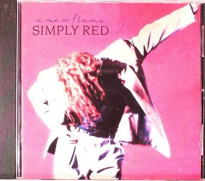 """Simply Red """"A New Flame"""" - Cd"""